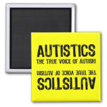 Voice of Autism Magnets