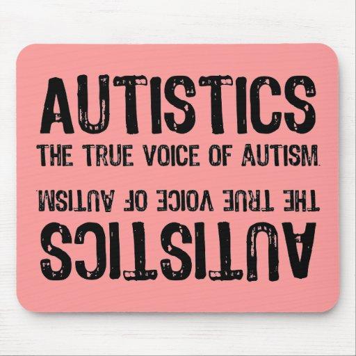 Voice of Autism Mousepad