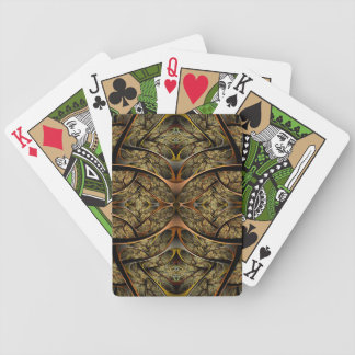 Voice of darkness playing cards