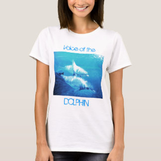 Voice of the dolphin - Female T-Shirt