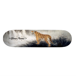 Voice of the Tiger Skateboard Deck