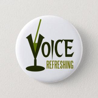 voice refreshing button