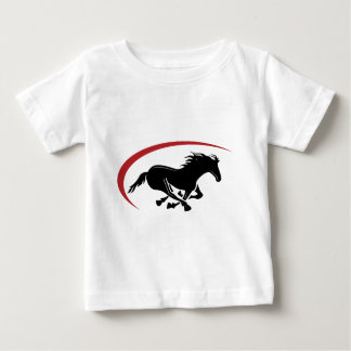 Voices4Horses Supports Our Equine Friends Baby T-Shirt