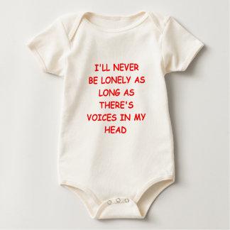 voices baby bodysuit