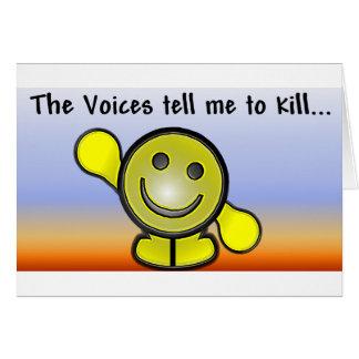 Voices Card