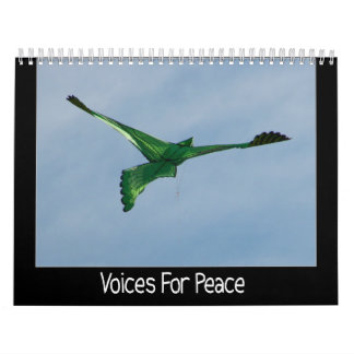 Voices For Peace Calendar