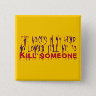 Voices in My Head Button