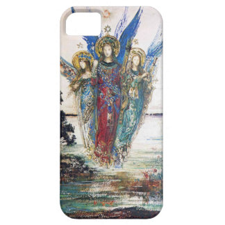 Voices of Evening by Gustave Moreau iPhone SE/5/5s Case