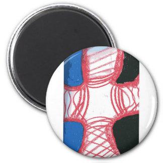 Void Division 2 Inch Round Magnet