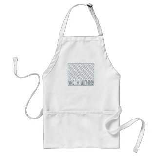 Void the Warranty Adult Apron