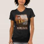Voie du Mont-Cenis del la del par de Roma Camiseta