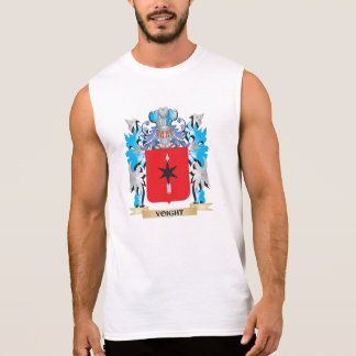 Voight Coat of Arms - Family Crest Sleeveless T-shirt