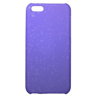 Voilet Abstract stars Cover For iPhone 5C