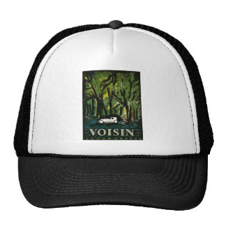 Voison Automobiles - Vintage Early 1900s Trucker Hat