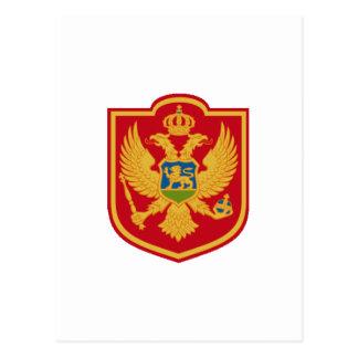 Vojska Crne Gore Postcards