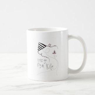 vol25 deja la mosca una cometa taza de café