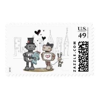vol25 - del corazón sello postal
