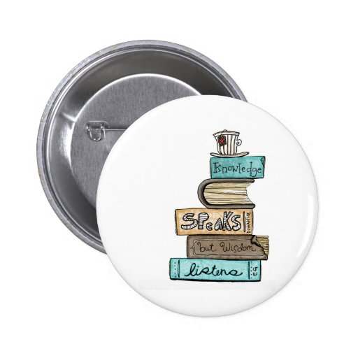 vol25- knowledge speaks buttons
