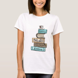 vol25- knowledge speaks T-Shirt