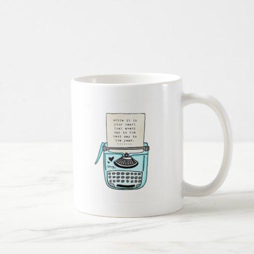 vol25 lo escriben en su corazón taza de café