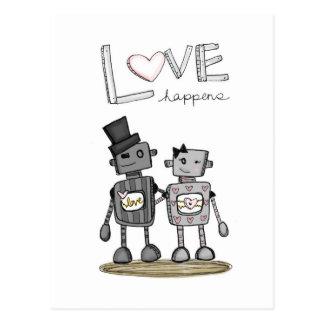 vol25- love happens postcard