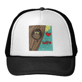 vol25- love who you are trucker hat
