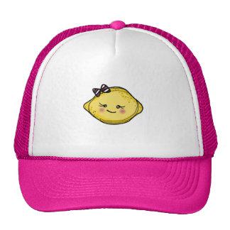 vol25 rosey cheeked lemon head trucker hats