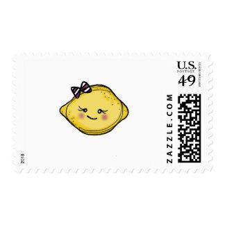 vol25 rosey cheeked lemon head postage stamp