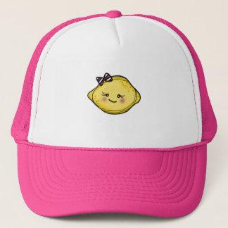 vol25 rosey cheeked lemon head trucker hat