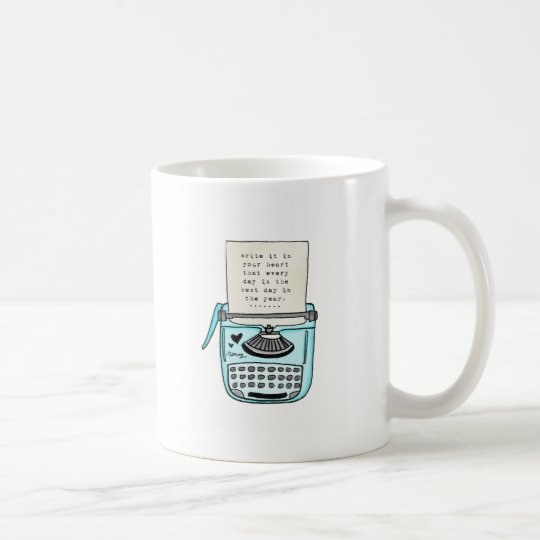 vol25 write it in your heart coffee mug