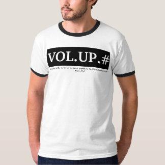 VOL UP # Psalm 95:1 T-shirts