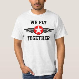Volamos juntos playera