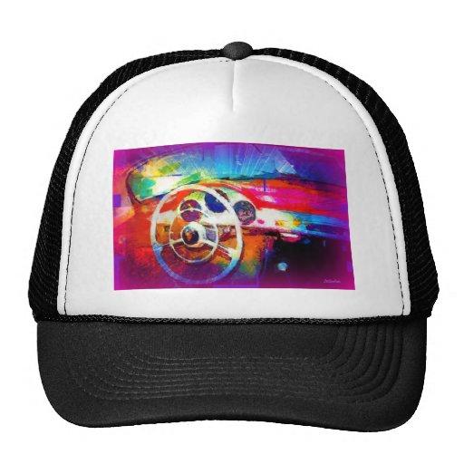 Volante colorido gorras de camionero