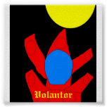 Volantor, Volantor Posters
