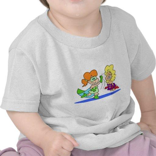 volapuk de los batalas del esperanto del spranta camiseta