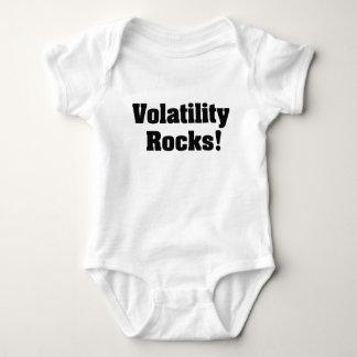 Volatility Rocks! T Shirts