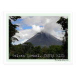 Volcan Arenal COSTA RICA Tarjetas Postales