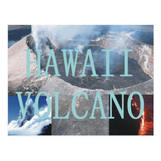 Volcán de ABH Hawaii Postales