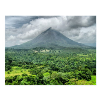 Volcán de Arenal - Costa Rica Postal