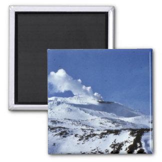 Volcán de Kiska, punto de Sirius, isla de Kiska, A Iman De Frigorífico