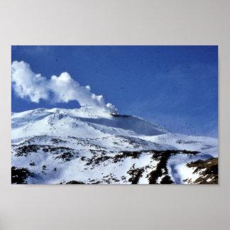 Volcán de Kiska, punto de Sirius, isla de Kiska, A Poster