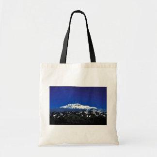 Volcán de la isla de Kiska Bolsas De Mano