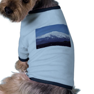 Volcán de la isla de Kiska Camisetas De Mascota