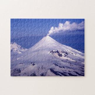Volcán de las islas Aleutian Puzzles Con Fotos