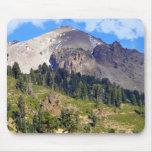 Volcán de Lassen del soporte Tapete De Ratones