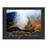 Volcán de Masaya, Nicaragua, C.A. Postal