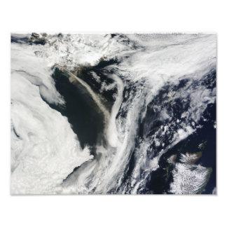 Volcán del kull del ½ del ¿Â del ½ s Eyjafjallajï Arte Con Fotos