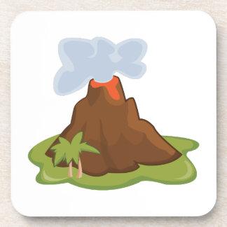 Volcán Posavasos De Bebida