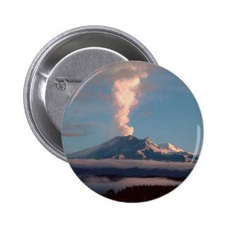 Volcán Ruapehu Tongariro Nueva Zelanda Pin