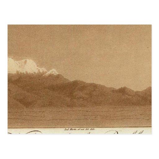Volcanes de Ciudad de México Postales